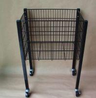 Tennis ball cart