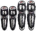Motorcycle knee guard