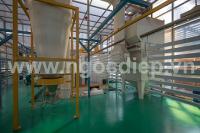 Powder coating Aluminium Extrusion Product