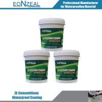 JS Cementitious Waterproof Coating (two component)