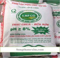 FCMP Lao Cai fertilizer