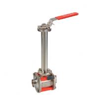 Cryogenic ball valve
