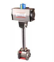 Actuator Cryogenic ball valve