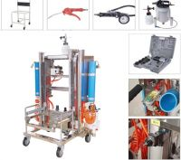 Tyre and Wheel Lifting &Handling Trolley