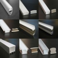 Chinese hot sale LED profile linear light fixture lamp shade for led
