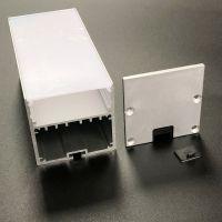 Foshan led linear suspension light housing for celling office light fixtures