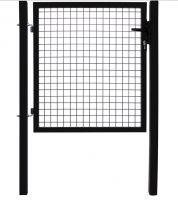 square garden gate