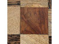 Beautiful Handmade Wooden Coasters Set of 6 | Artisanal Creations