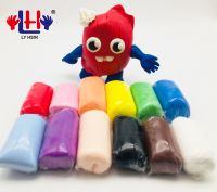 Kids Soft Super Light Polymer Clay For Slime