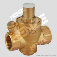 Thread NPT BSP Flanged RF FF Bronze Brass 200P Pressure Reducing Valve