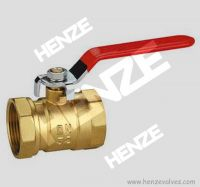 Thread NPT BSP Flanged RF FF Bronze Brass Ball Valve