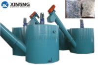 waste recycling machine for PET bottle washing line