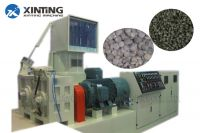LDPE HDPE plastic recycling machine granulator double stage or single stage