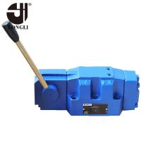 4WMM16 hydraulic Rexroth manual directioanl control valve
