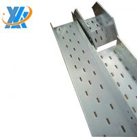 Hot Dipped Galvanized Wire Mesh Cable Tray Manufacturer Offer Low Price