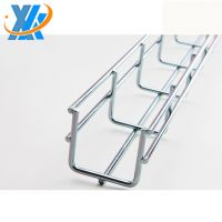 Flexible Outdoor Stainless Steel Cable Tray Ladders with Accessories Sizes
