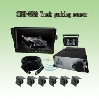 Truck Parking Sensor with 4 Sensors