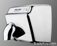 High speed stainless steel hand dryer, sensor hand dryer