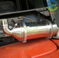 Diesel particulate converter
