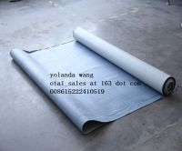 Pre-Applied HDPE Self adhesive Waterproof  Membrane for Basement
