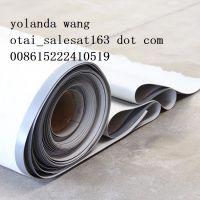 Fleece backing PVC waterproof membrane sheet