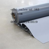 Root Penetration Resistant 1.5MM Reinforced PVC  roof membrane with Certificate