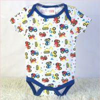 baby set infant bodysuit and bib 2 piece set china baby garment factory