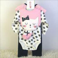 newborn baby clothing set China OEM baby garment factory