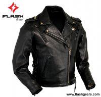 Men Leather Brando Jackets