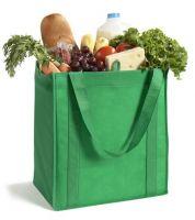 Reusable Non Woven Shopper Grocery Tote Shopping Bag