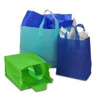 Customized Plastic Bag With Logo Print