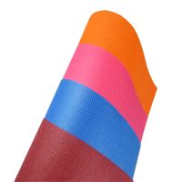 Eco Friendly Polypropylene Spunbonded Non-woven Fabric 1.8m TNT Roll