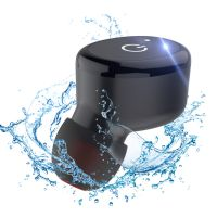 waterproof wireless single Bluetooth earbud