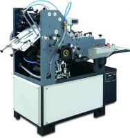 Full automatic self-self pocket envelope making machine