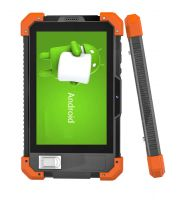Highton Factory Cheapest 7 inch MTK6735 4G rugged tablet with NFC Fingerprint