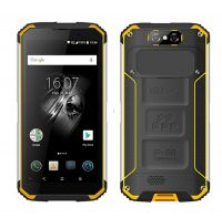 Cheapest Factory IP68 5.7 inch Android8.1 rugged phone with MTK6763T 9000mAh NFC Fingerprint FHD2160*1080 .waterproof phone.rugged smartphone
