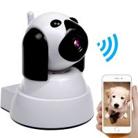 Wireless Dog IP Security Camera