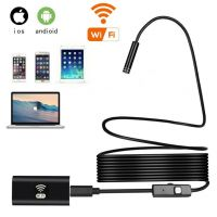 Wireless Waterproof Endoscope Inspection Camera for Iphone IOS/Android/Smartphone/PC
