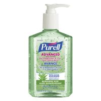 Purell Hand Sanitizer, Advanced, Refreshing Gel