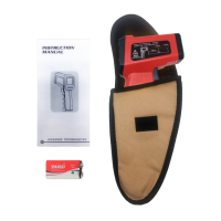 Non-contact Human Body Temperature Infrared Thermometer