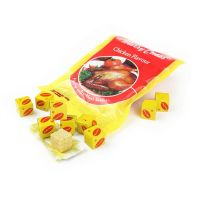 Hot selling chicken flavor seasoning powder Bouillon cube