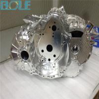 high precision 5-axis DMG cnc machining custom aluminum gearbox parts