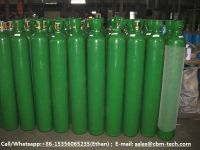 40L Steel Oxygen Cylinders for O2 Gas Plants