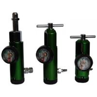 Bull-Nose Type Oxygen Regulators for Oxygen Therapy