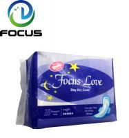 Hot Popular Top Quality Fast Shipping Sanitary Napkins Manufacturer China