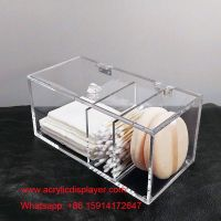 Acrylic Jewelry Cosmetics Storage Box