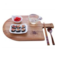Wooden Pizza Tray