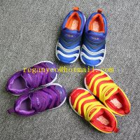 (New photo) Caterpillar Shoes QTX-678, Blue Red Purple, 25-37 yards,,children shoes