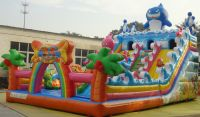 Factory Wholesale Large Ocean Inflatable Bouncer Castle Jumping Bounce Castle     Q1, Can we change the size and color based on the original? A: The size and color can be changed according to your requirement. Please contact us to get more information abo