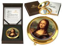 Mirror- L. Da Vinci- Mona Lisa (Box Lux)